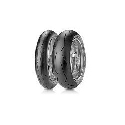 PIRELLI DIABLO SUPERCORSA SP ANT 120/70-17 + POST 190/55 -17