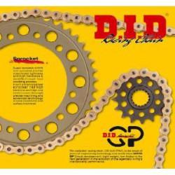 GP RACING KIT DID 15/43 PASSO 520 per ZX-6RR 05/06