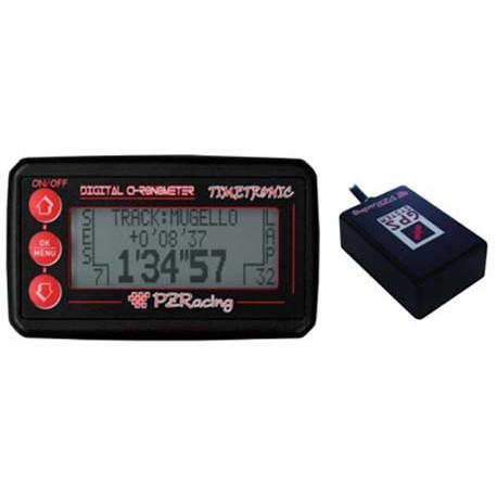 CRONOMETRO GPS PZRacing TIMETRONIC 10Hz