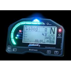 DAVINCI S STARLANE cruscotto universale con GPS integrato! SPECIFICO PER APRILIA RSV4