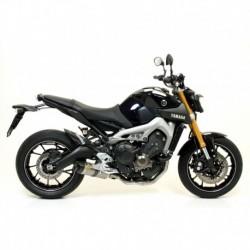 "Terminale Pro-Race nichrom Dark"""" Yamaha MT-09 2013 2020"