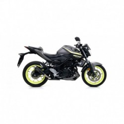 "Kit terminale GP2 Dark"""" Yamaha MT-03 2018 2019"