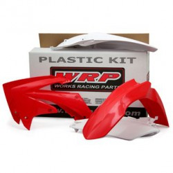 KIT PLASTICHE OFF-ROAD WRP per HONDA CR 125 / 250 (04-07)