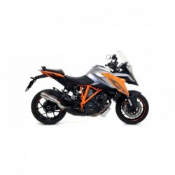 "Kit terminale GP2 Dark"""" KTM 1290 SuperDuke GT 2017 2018"