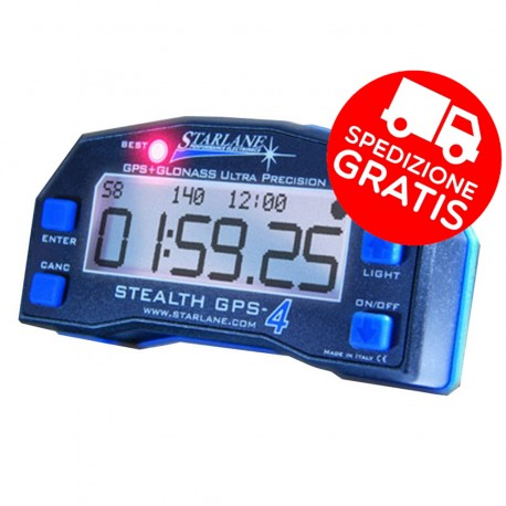 Starlane Stealth GPS 4 full version + OMAGGIO!