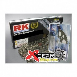 KIT TRASMISSIONE per GSF 650 Bandit, S, ABS 09-15