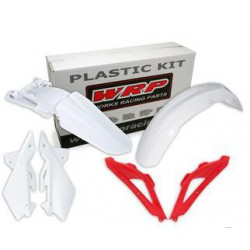 KIT PLASTICHE OFF-ROAD WRP per HUSQVARNA CR / WR 125 (09/11)
