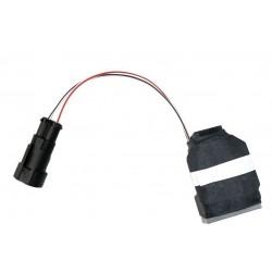 CABLAGGIO PLUG&PLAY per cruscotto Chrome I2M per Suzuki GSX-R 1000 17/19