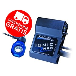 CAMBIO ELETTRONICO IONIC STARLANE sensore NRG per Yamaha R6 99/00 + OMAGGIO