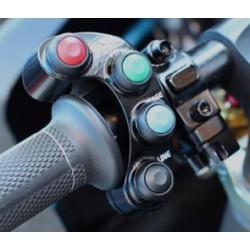 PULSANTIERA EVOTECH 5 PULSANTI universale racing