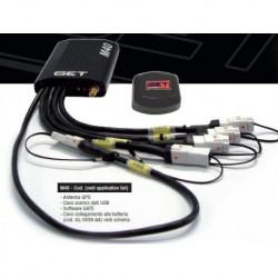 GET M40 ACQUISIZIONE DATI con GPS integrato