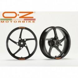 COPPIA CERCHI OZ PIEGA per Ducati 999 / 999S / 999R
