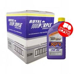 ROYAL PURPLE XPR Racing Oil 5W30 CARTONE DA 12 CONFEZIONI