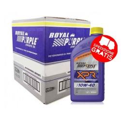 ROYAL PURPLE XPR Racing Oil 10W40 CARTONE DA 12 CONFEZIONI
