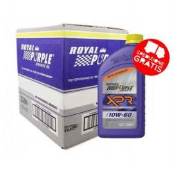 ROYAL PURPLE XPR Racing Oil 10W60 CARTONE DA 12 CONFEZIONI