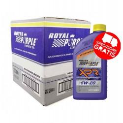 ROYAL PURPLE XPR Racing Oil 5W20 CARTONE DA 12 CONFEZIONI