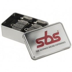 Pastiglie Freno Anteriori SBS DS-1 per APRILIA Dorsoduro SMV 1200 2011/2013