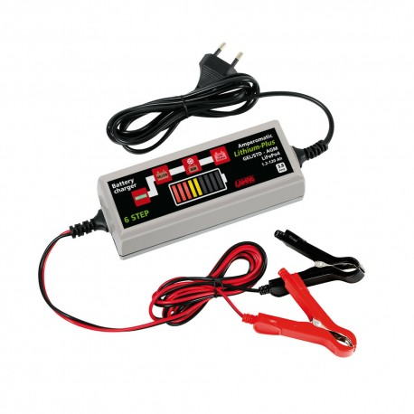 CARICABATTERIE Amperomatic Lithium-Plus 12V - 3,8A