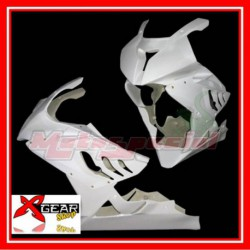 CARENA COMPLETA IN VETRORESINA per BMW S1000 RR 12/13 HP4 stradale e racing