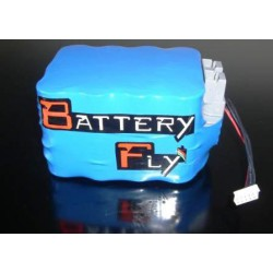 BATTERIA AL LITIO ULTRALEGGERA RACING BATTERYFLY per APRILIA PEGASO 97/04