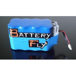 BATTERIA AL LITIO ULTRALEGGERA RACING BATTERYFLY per HONDA CBF 500 1000 R 06/11