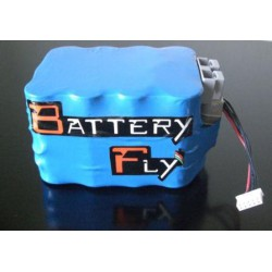 BATTERIA AL LITIO ULTRALEGGERA RACING BATTERYFLY per YAMAHA FZ1 1000 / ABS