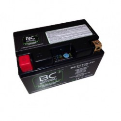 BATTERIA AL LITIO ULTRALEGGERA RACING BC BATTERY per APRILIA 125-250-300 SPORT CITY - CUBE 04/11