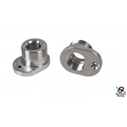 COPPIA BOCCOLE PIVOT -1mm per forcellone  BMW S1000RR o HP4