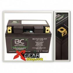 BATTERIA AL LITIO ULTRALEGGERA RACING BC BATTERY per KAWASAKI VERSYS 07/12