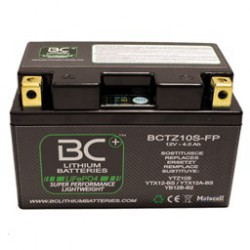 BATTERIA AL LITIO ULTRALEGGERA RACING BC BATTERY per MV AGUSTA F4 e BRUTALE 1078