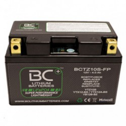 BATTERIA AL LITIO ULTRALEGGERA RACING BC BATTERY per SUZUKI GSX-R 750 00/12