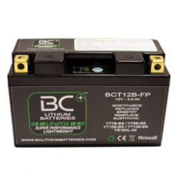 BATTERIA AL LITIO ULTRALEGGERA RACING BC BATTERY per TRIUMPH DAYTONA 675 06/11