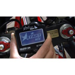 CRONOMETRO GPS START NEXT PZRACING il primo al mondo a 50 Hertz!
