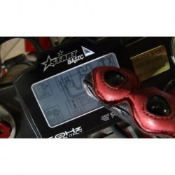 CRONOMETRO GPS START BASIC PZRACING il primo al mondo a 50 Hertz!