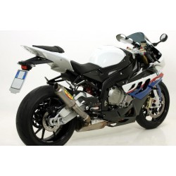 TERMINALE ARROW GP2 FULL TITANIO per BMW S1000RR 2015/17 OMOLOGATO
