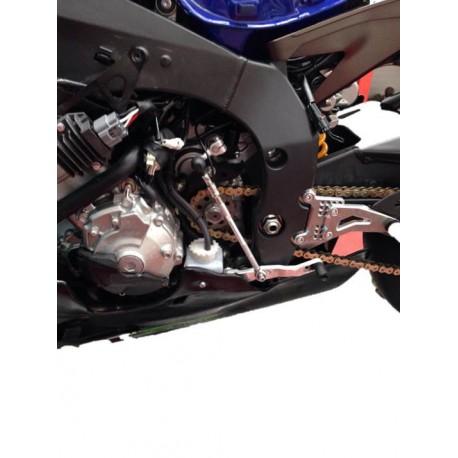 BLIPPER IRC - Cambio elettronico completo: lavora anche in scalata! Per BMW S1000 RR 09/14