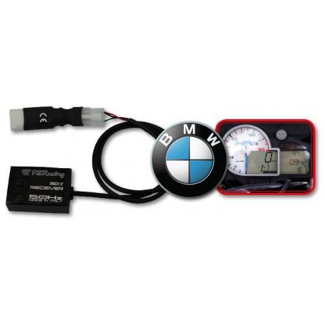 RICEVITORE GPS PZRACING PER CRUSCOTTI ORIGINALI BMW Btronic S1000 RR e HP4