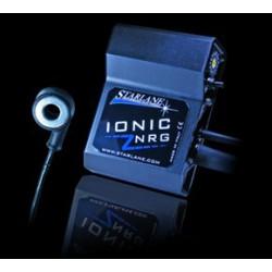 CAMBIO ELETTRONICO IONIC STARLANE con sensore cambio nuovissimo NRG! Per  TRIUMPH Street Triple dal 2011