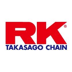 CATENA RK GB520UW-R UW-Ring passo 520 RACING 120 maglie per moto stradali fino 1000cc