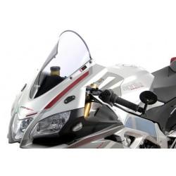 CUPOLINO RACING MRA per APRILIA RSV 1000 R 2001 / 2003 NERO (non trasparente), rialzato