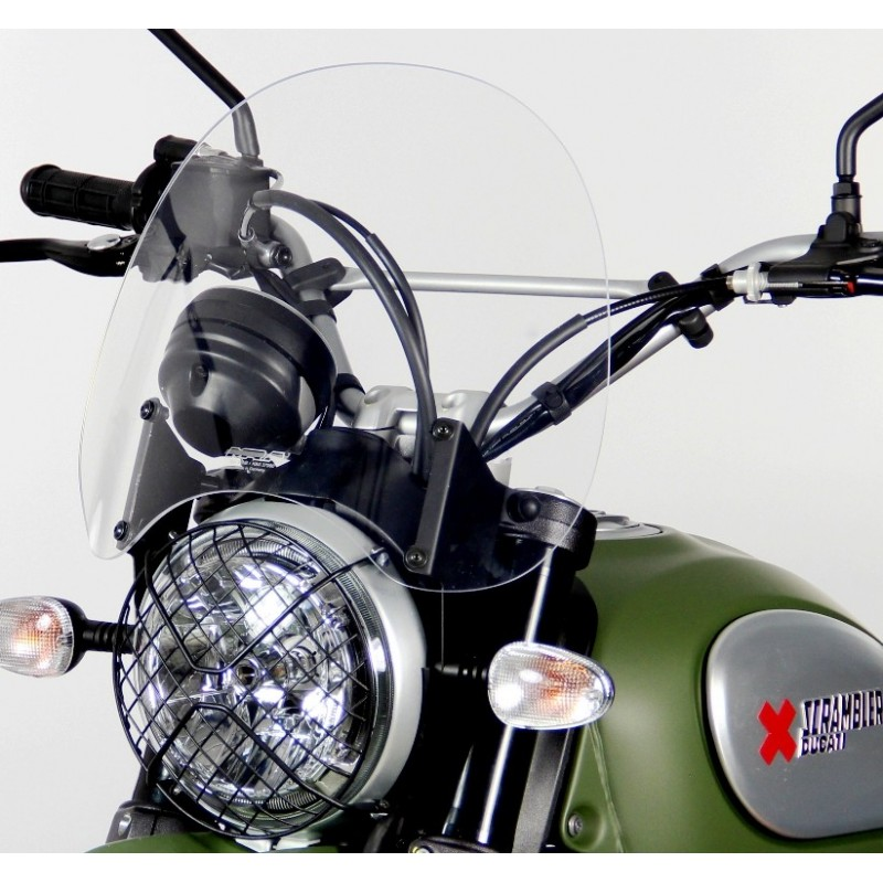 Cupolino Touring Mra Per Ducati Scrambler 400 Sixty 800 20162018