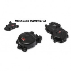 PROTEZIONI MOTORE R&G - kit completo paracarter per YAMAHA YZF R125 ABS 2014/2017