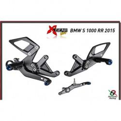 PEDANE BONAMICI REGOLABILI  per BMW  S 1000 RR 2015/ 2018