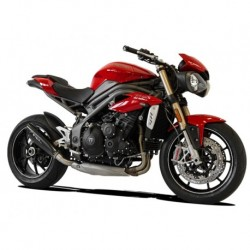 TERMNALE HP CORSE EVOXTREME 310 BLACK TRIUMPH SPEED TRIPLE 2016-2017