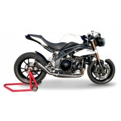 TERMNALE HP CORSE EVOXTREME 310 SATIN TRIUMPH SPEED TRIPLE 2011-2015