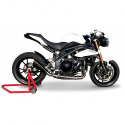 TERMNALE HP CORSE EVOXTREME 310 BLACK TRIUMPH SPEED TRIPLE 2011-2015