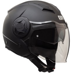 CASCO JET CGM ILLINOIS nero opaco